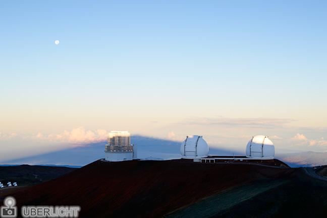 Nikon Df  Sonnenaufgang am Mauna Kea Observatorium