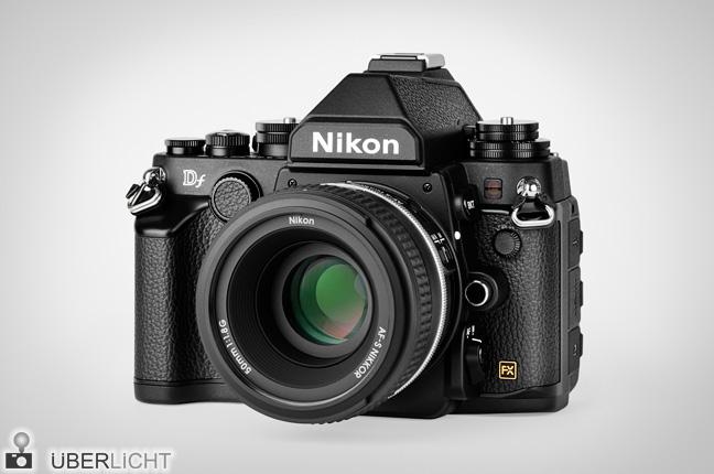Nikon Df mit Kit-Objektiv im Test