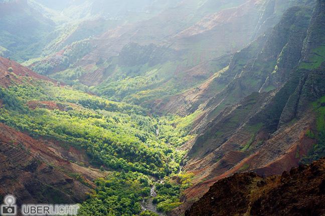 Waimea Canyon auf Kauai
