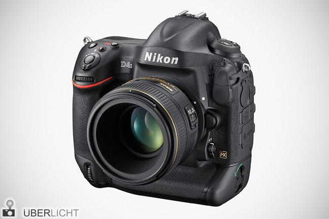 Nikon D4S mit AF-S Nikkor 58 mm 1:1,4G