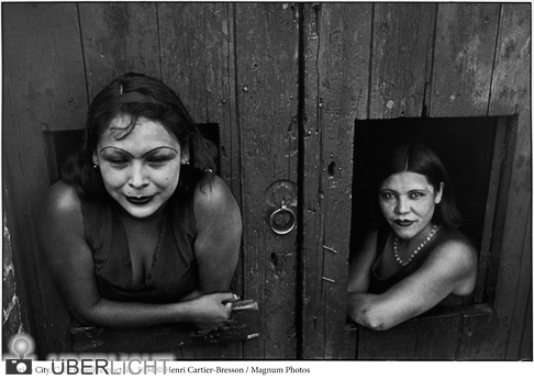 Ausstellung, Mexico City Calle Cuauhtemoctzin, Henri Cartier-Bresson, Magnum Photos
