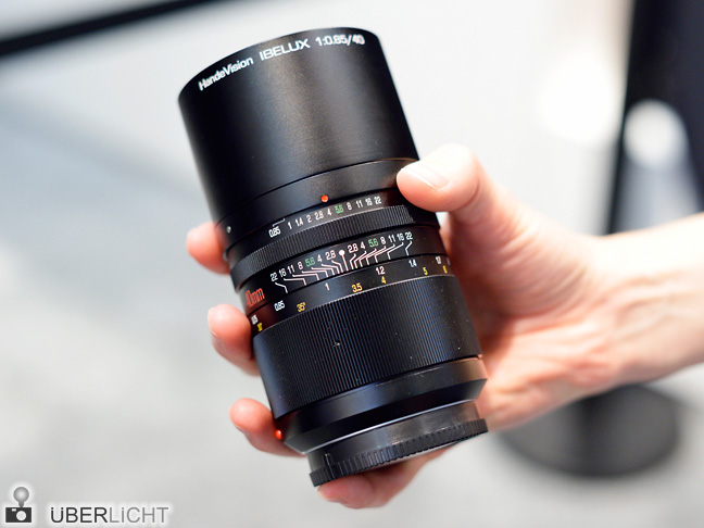 HandeVision Ibelux 40 mm 0,85