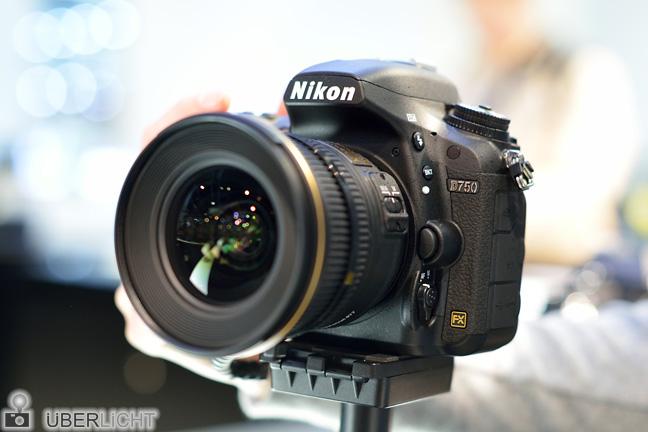 Erster Eindruck der Nikon D750