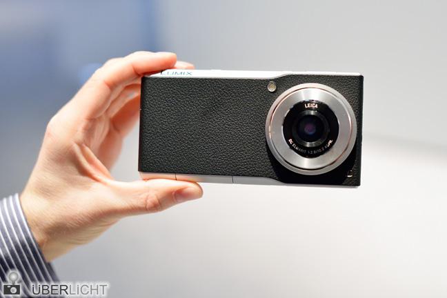 Panasonic Lumix CM1 Photokina 2014