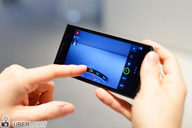 Panasonic Lumix CM1 Smartphone mit guter Kamera