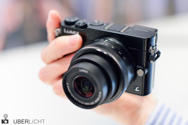Panasonic Lumix GM5 Photokina