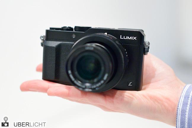 Panasonic Lumix LX100 Kompaktkamera