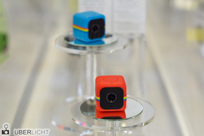 Polaroid Cube bunte Actionkamera