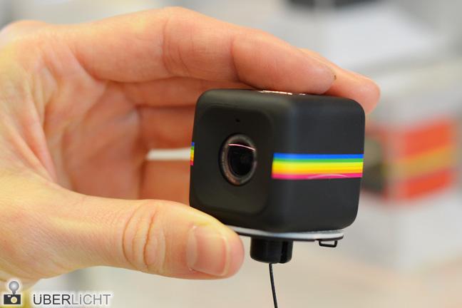 Polaroid Cube winzige Wuerfel-Kamera