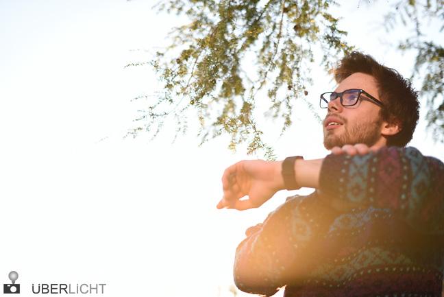 Foto aus dem Testshooting mit der Nikon D750