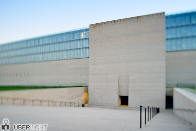 Walimex 24m Tilt-Shift Museum Aegyptischer Kunst Muenchen